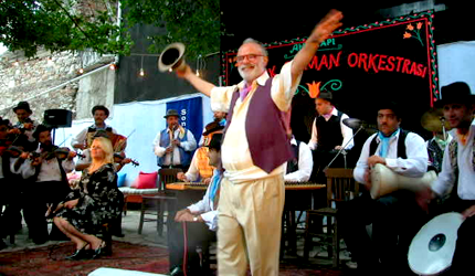 FORMATION OF THE AHIRKAPI ORCHESTRA