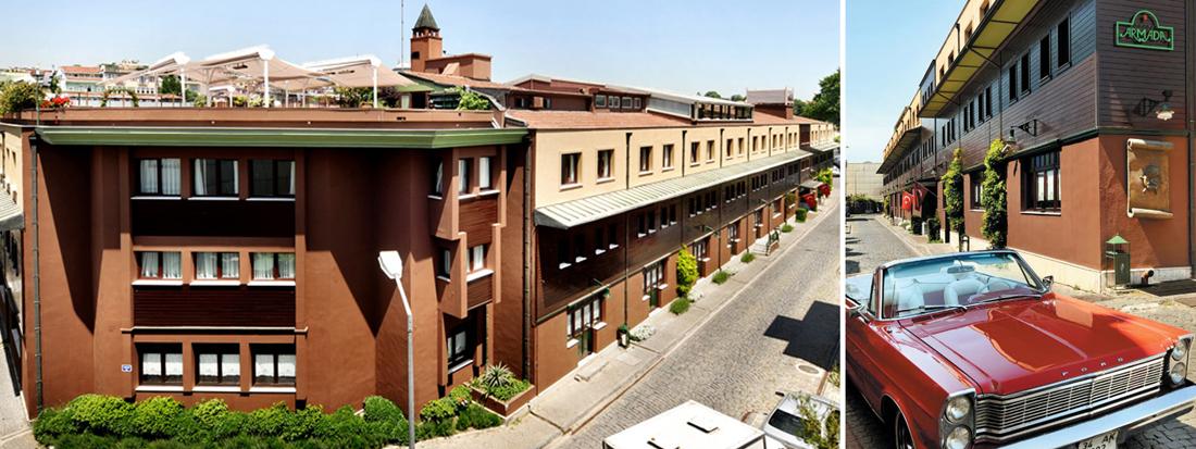 ARMADA HOTEL<br />BUILDING – 1994